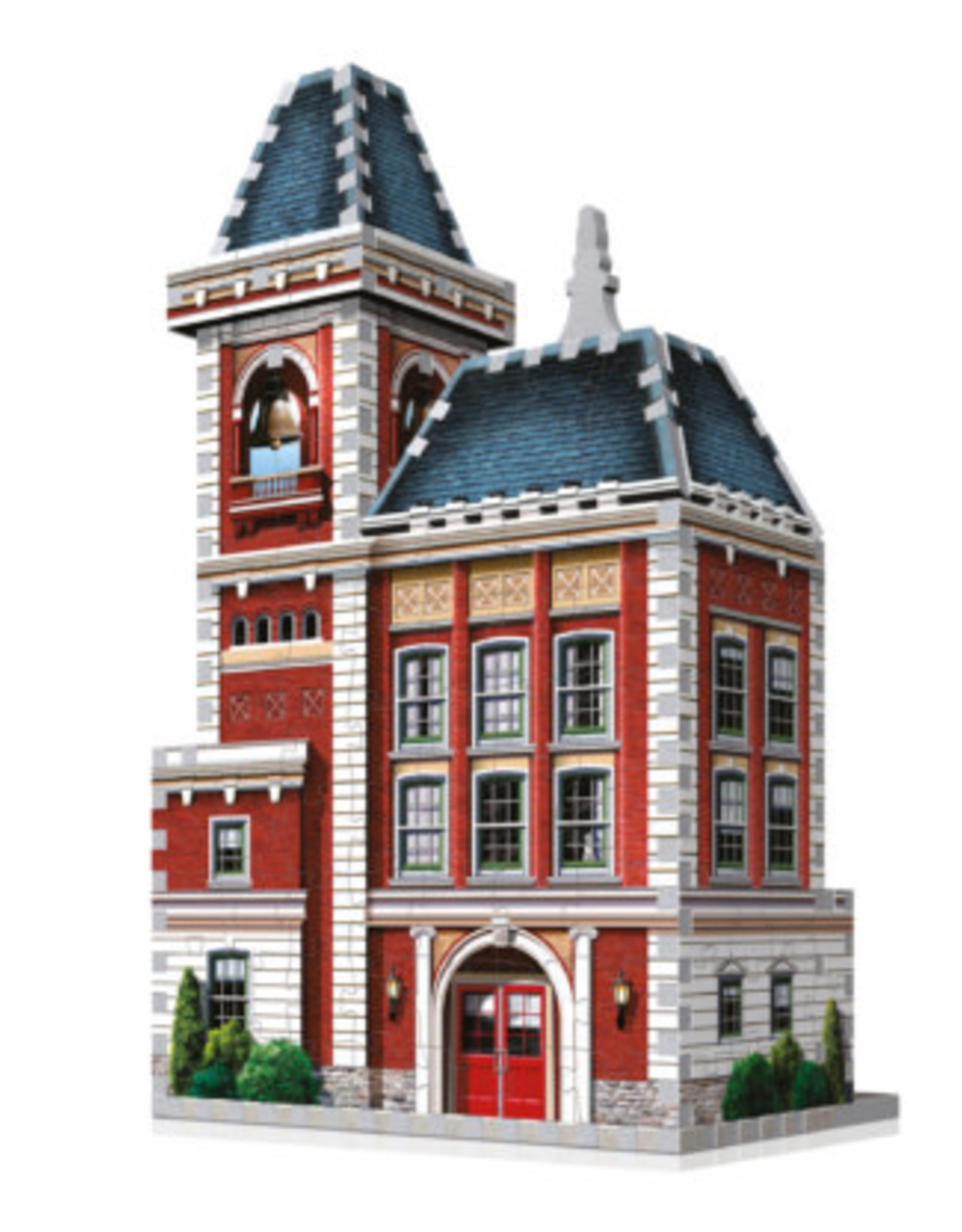 Wrebbit Puzzles URBANIA COLLECTION - FIRE STATION