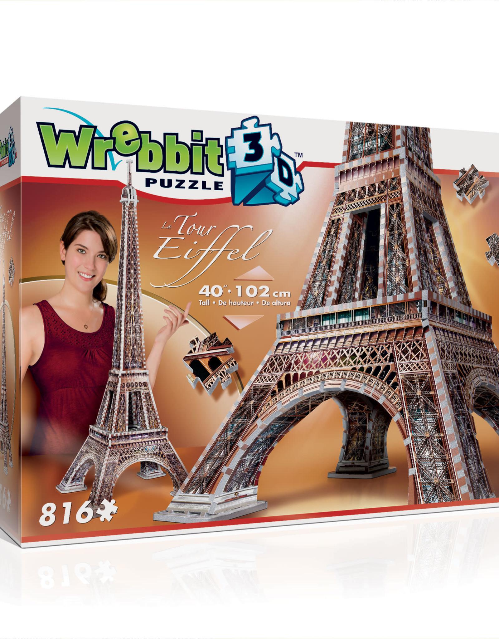 Wrebbit Puzzles EIFFEL TOWER