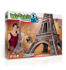 Wrebbit Puzzles EIFFEL TOWER