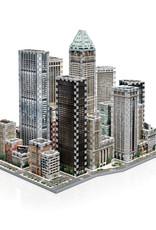Wrebbit Puzzles New York - Financial District