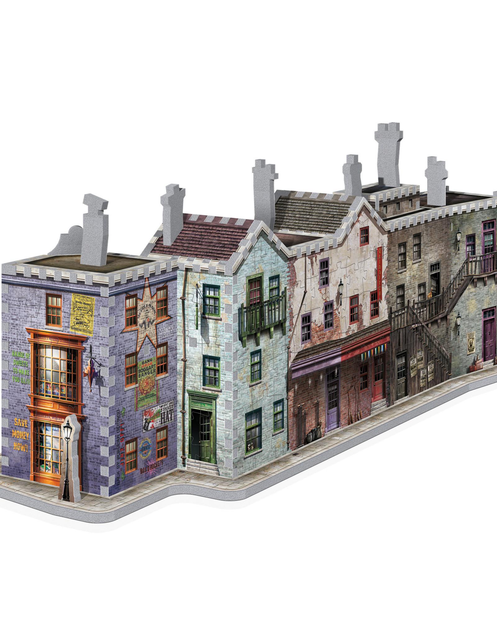 Wrebbit Puzzles Harry Potter - DIAGON ALLEY