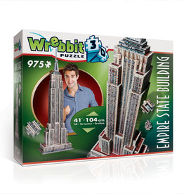 Wrebbit Puzzles EMPIRE STATE BUILDING