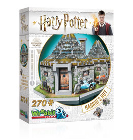 Wrebbit Puzzles Harry Potter - HAGRID'S HUT