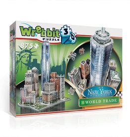 Wrebbit Puzzles New York - WORLD TRADE COMPLEX