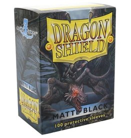 Dragon Shields (100) Matte - Black