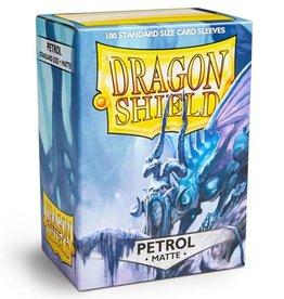 Dragon Shields (100) Matte - Petrol