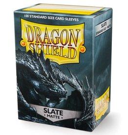 Dragon Shields (100) Matte - Slate
