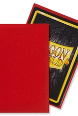 Dragon Shields (100) Matte - Crimson