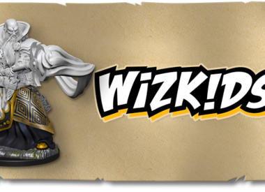 WizKids Primed Miniatures