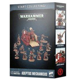 Games Workshop Warhammer 40K: Start Collecting! Adeptus Mechanicus
