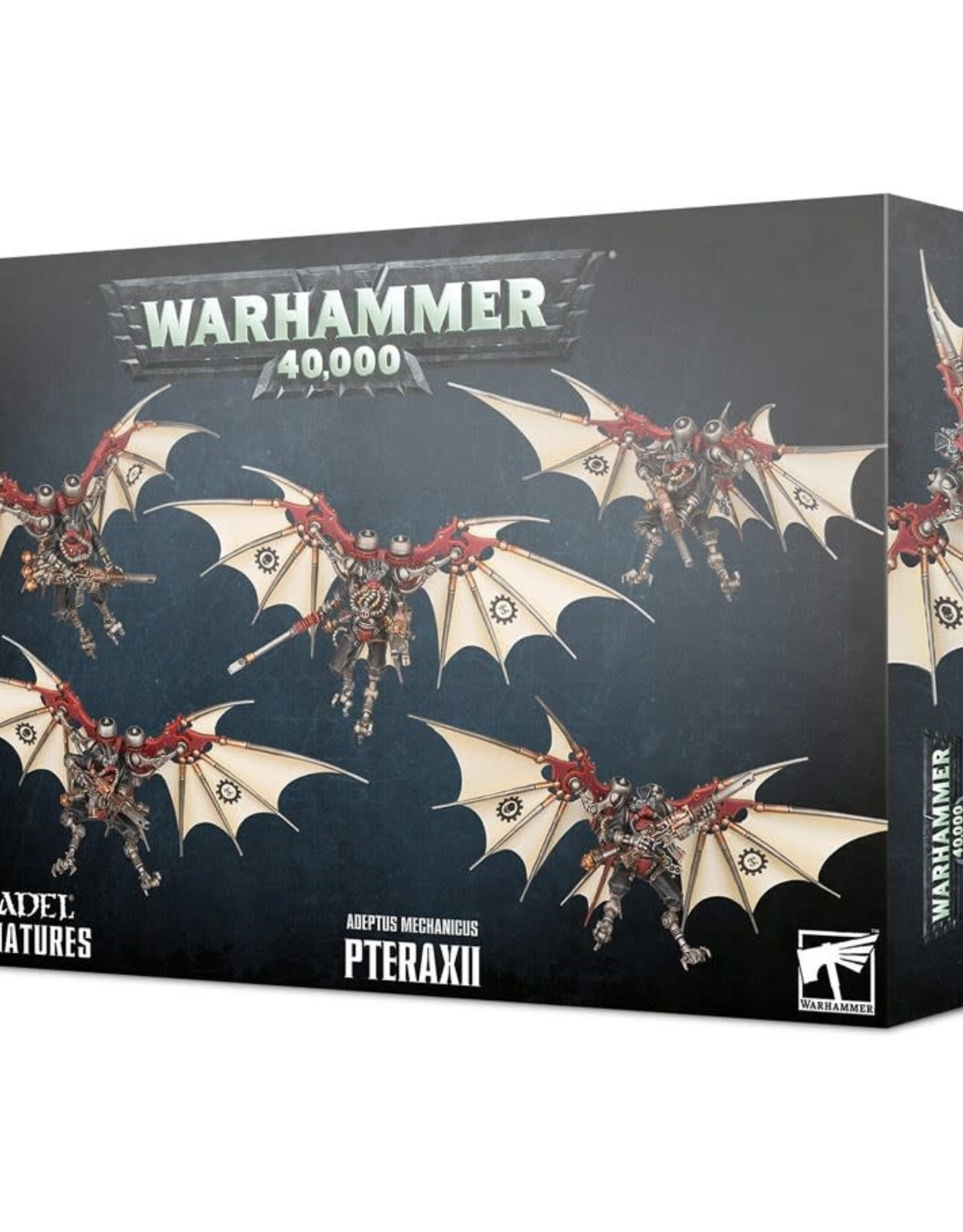 Games Workshop Warhammer 40K: Adeptus Mechanicus - Pteraxii