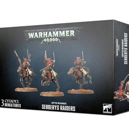Games Workshop Warhammer 40K: Adeptus Mechanicus - Serberys Raiders