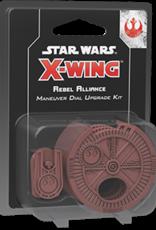 FFG Star Wars X-Wing 2.0: Rebel Alliance Maneuver Dial Upgrade Kit