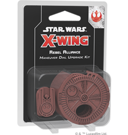 Fantasy Flight Star Wars X-Wing 2.0 Miniatures Game: Rebel Alliance Maneuver Dial Upgrade Kit