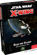 Fantasy Flight Star Wars X-Wing 2.0 Miniatures Game: Scum and Villainy Conversion Kit