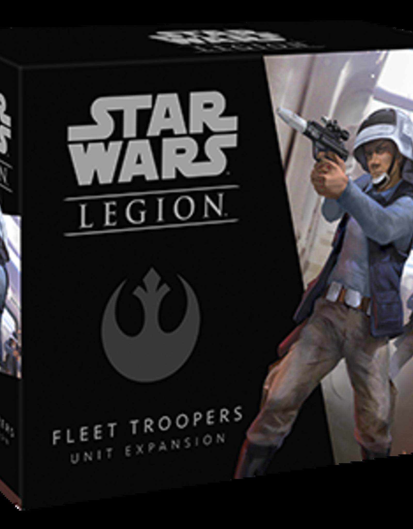 Fantasy Flight Star Wars Legion: Fleet Troopers Unit Expansion