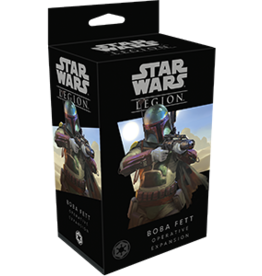 Fantasy Flight Star Wars Legion: Boba Fett Operative Expansion