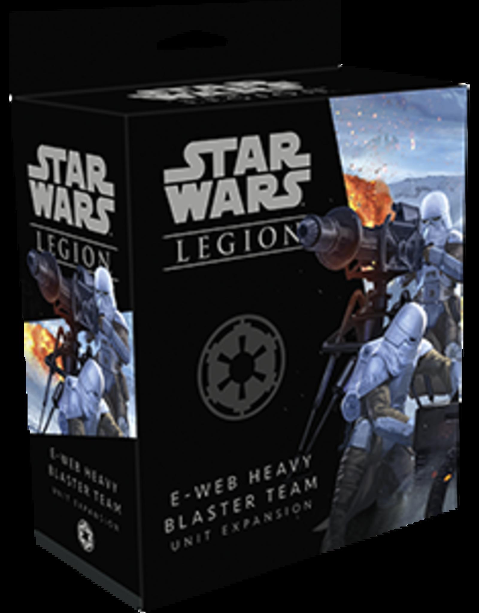 Fantasy Flight Star Wars Legion: E-Web Heavy Blaster Team