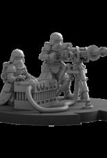 FFG Star Wars Legion: E-Web Heavy Blaster Team