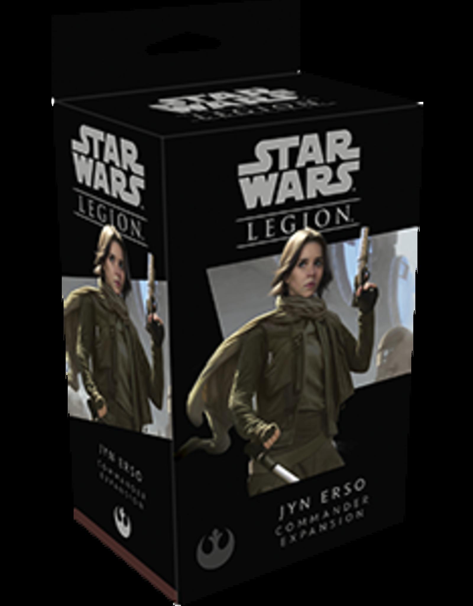 Fantasy Flight Star Wars Legion: Jyn Erso