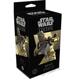 Fantasy Flight Star Wars: Legion - Bossk Operative Expansion