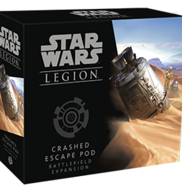 FFG Star Wars Legion: Crashed Escape Pod Battlefield Expansion