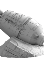 Fantasy Flight Star Wars Legion: Crashed Escape Pod Battlefield Expansion