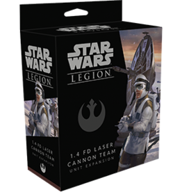 Fantasy Flight Star Wars Legion:  1.4 FD Laser Cannon Team