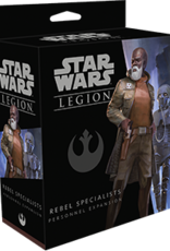 Fantasy Flight Star Wars Legion: Rebel Specialist Personnel Expansion