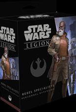 FFG Star Wars Legion: Rebel Specialist Personnel Expansion