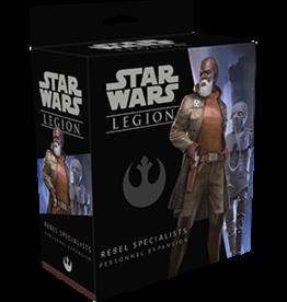 FFG Star Wars Legion: Rebel Specialists Personnel Expansion