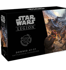 Fantasy Flight Star Wars Legion: Downed AT-ST Unit Expansion