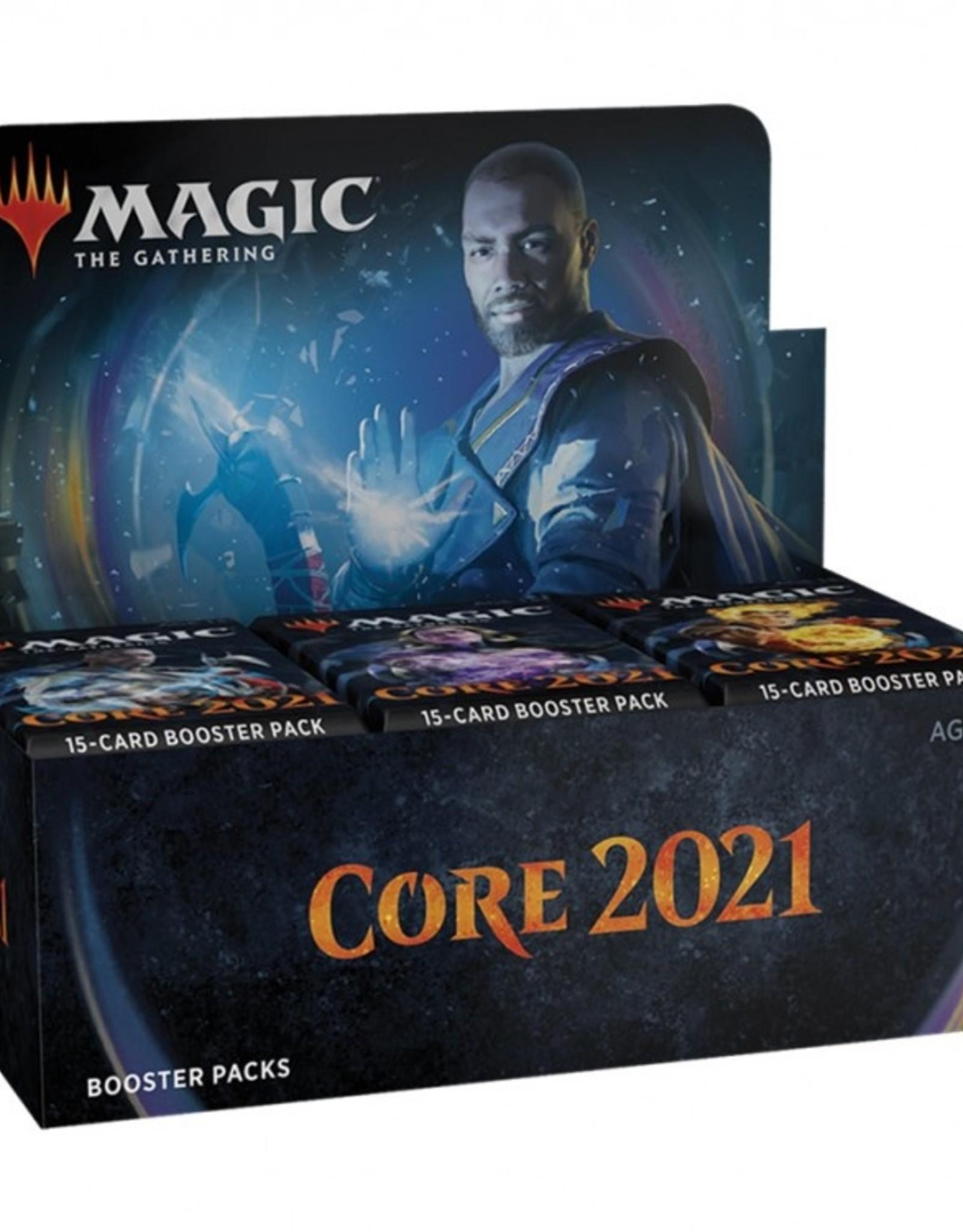 WOTC MTG  Booster Box: Core Set 2021