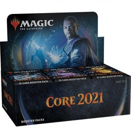 WOTC MTG  Booster Box: Core Set 2021