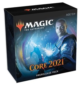 WOTC MtG: Core set 2021 Prerelease Pack