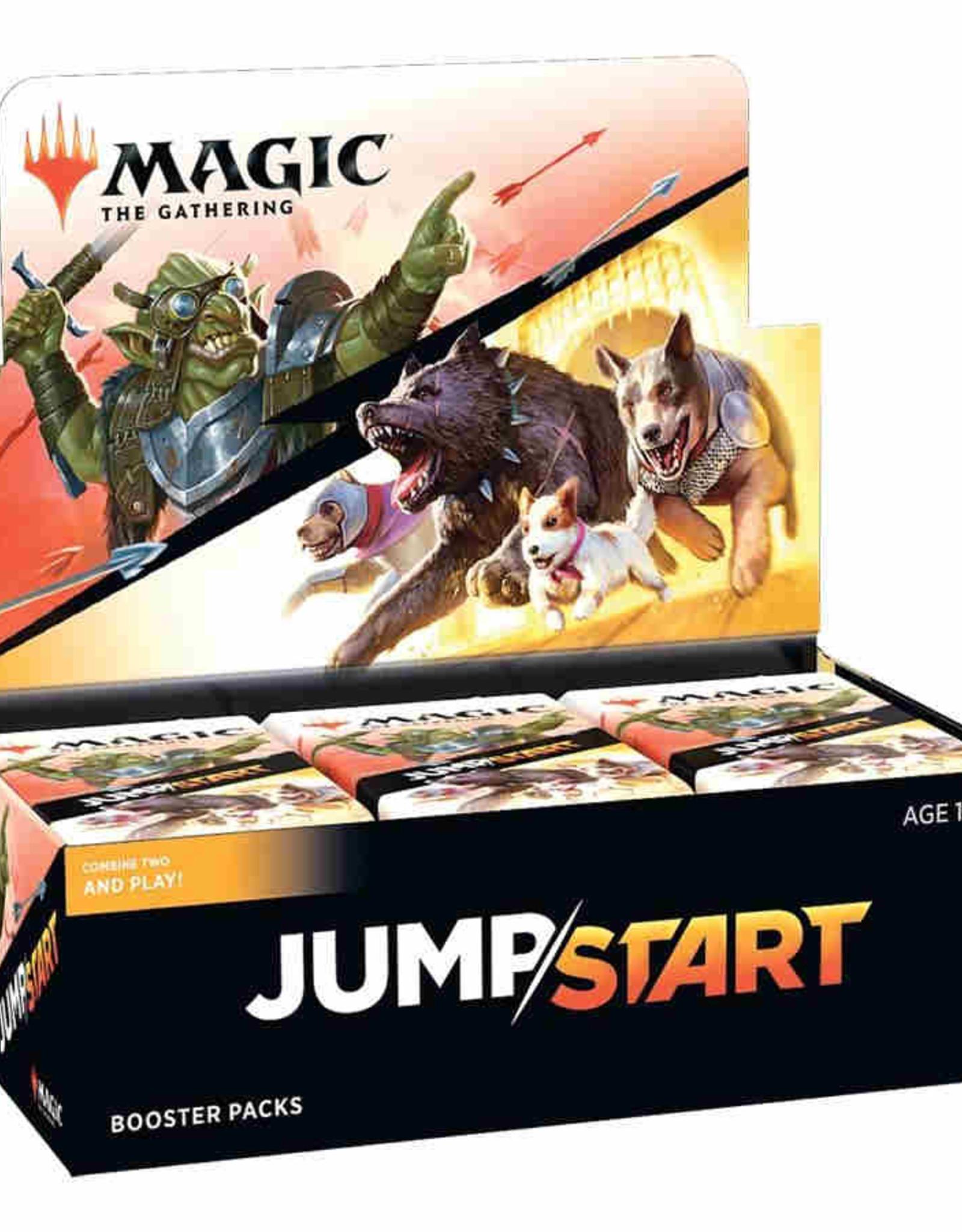 WOTC MTG  Booster Box: Jump Start