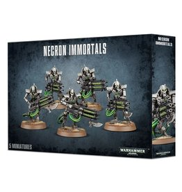 Games Workshop Warhammer 40K: Necron Immortals / Deathmarks