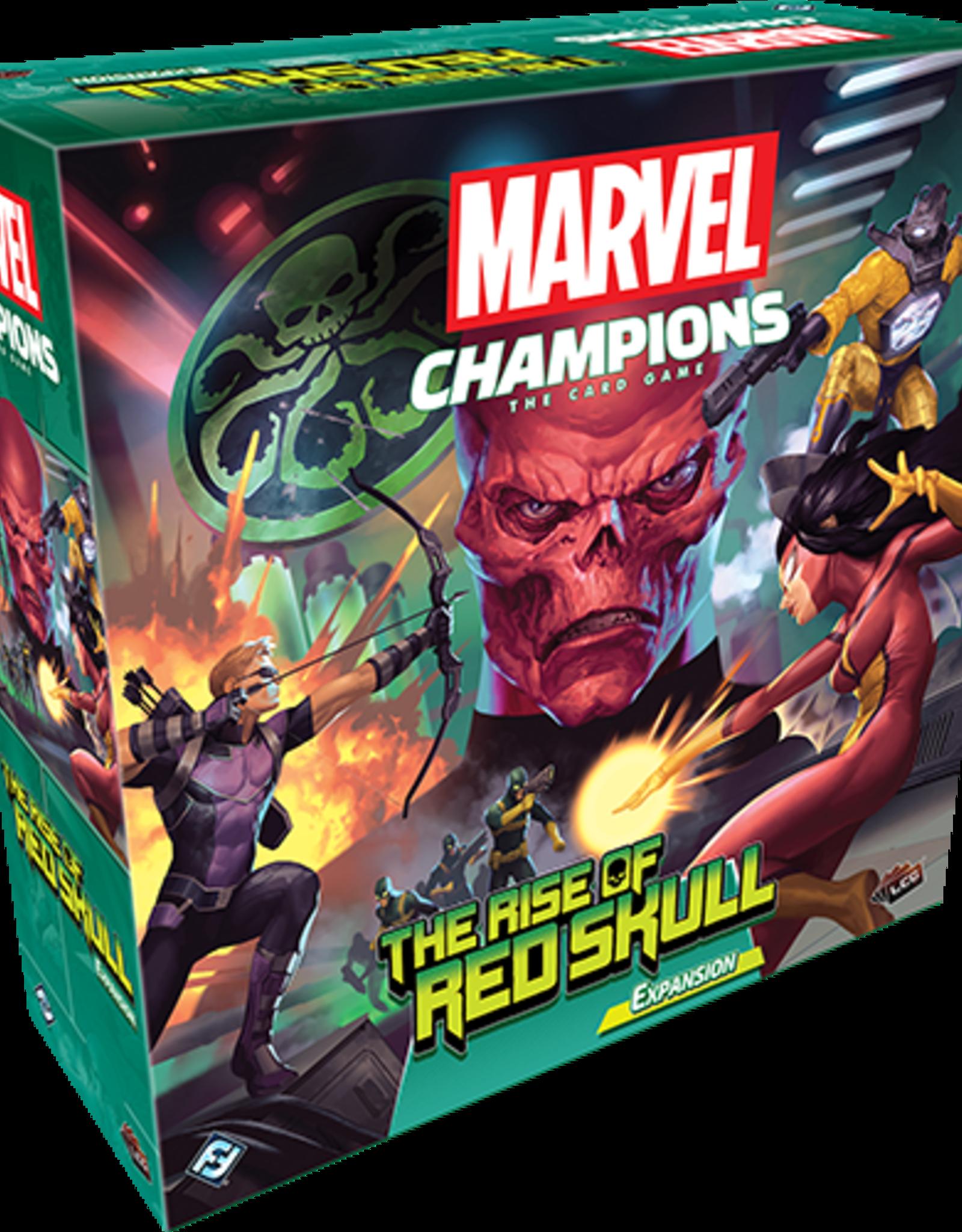 FFG Marvel Champions: The Rise of Red Skull