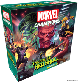 FFG Marvel Champions: The Rise of Red Skull