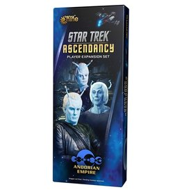 Gale Force 9 Star Trek Ascendancy: Andorian Empire Player Expansion Set