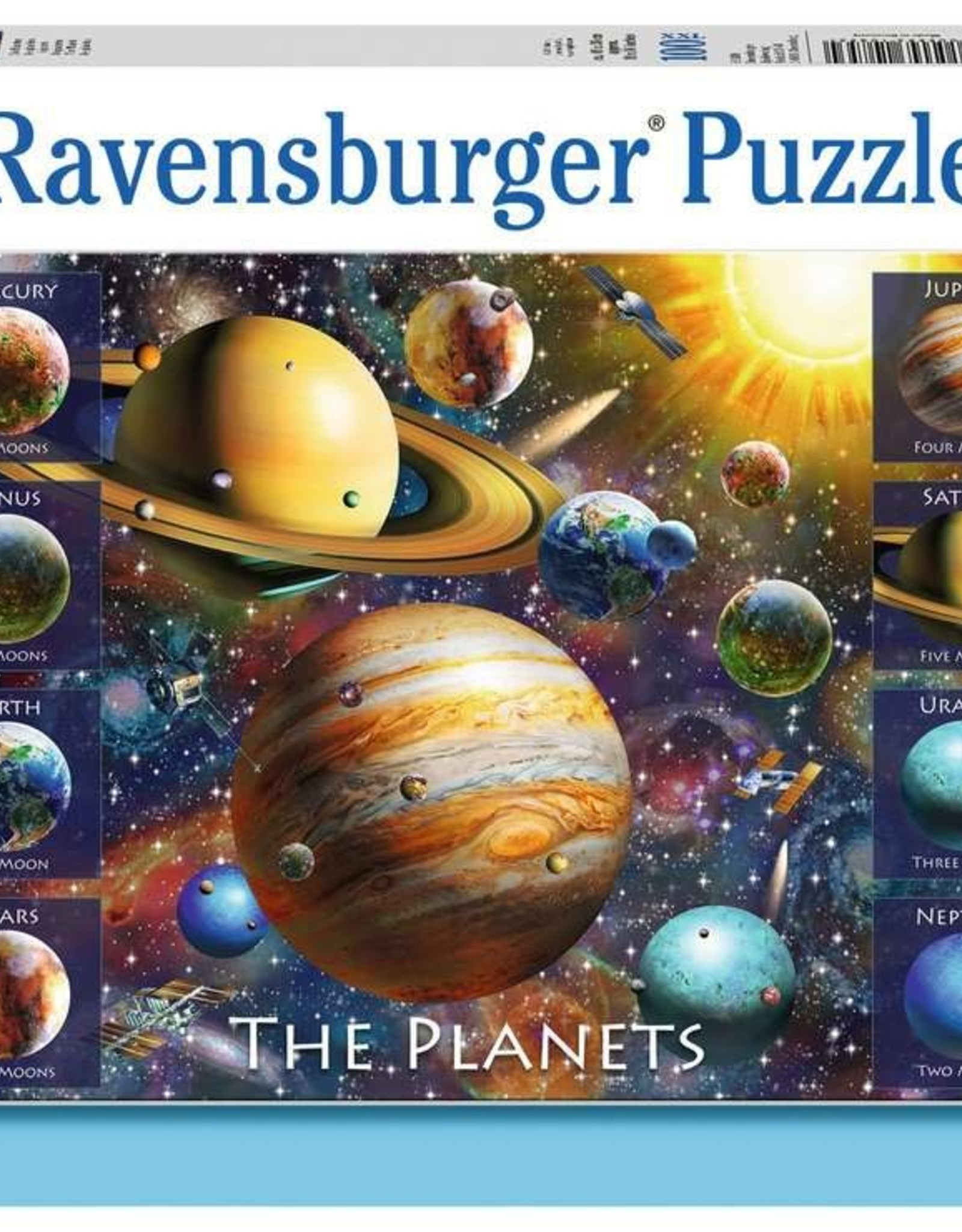 Ravensburger Puzzle 100 pc XXL: The Planets
