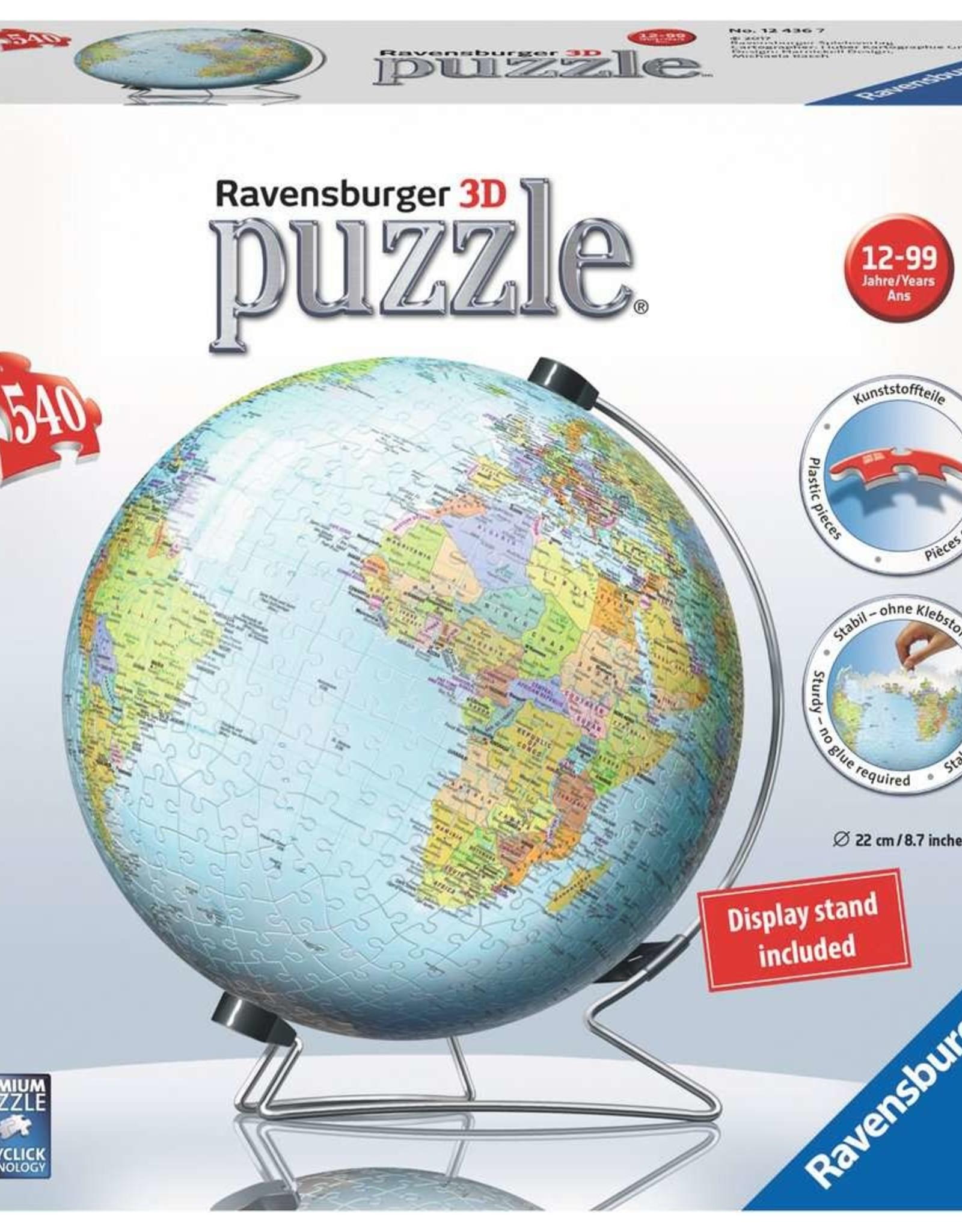 Ravensburger Ravensburger Puzzle: The Earth (540 pc)