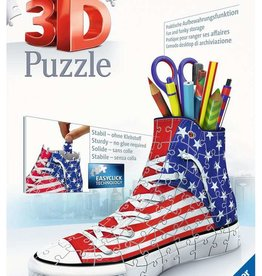 Ravensburger Puzzle: Sneaker: American Style (108 pc Puzzle)