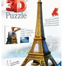 Ravensburger Puzzle: Eiffel Tower (216 pc)