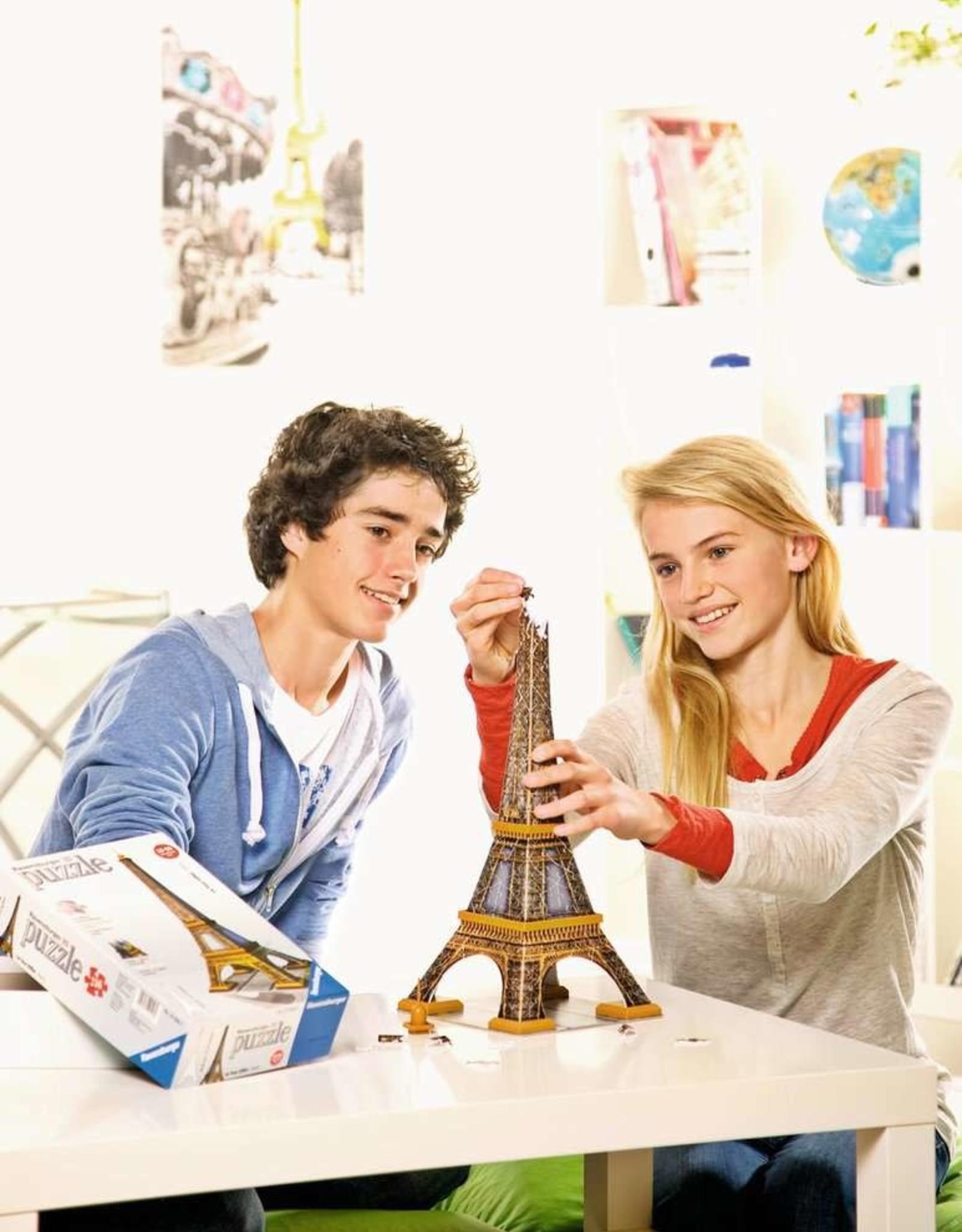 Ravensburger Puzzle: Eiffel Tower (216 pc)