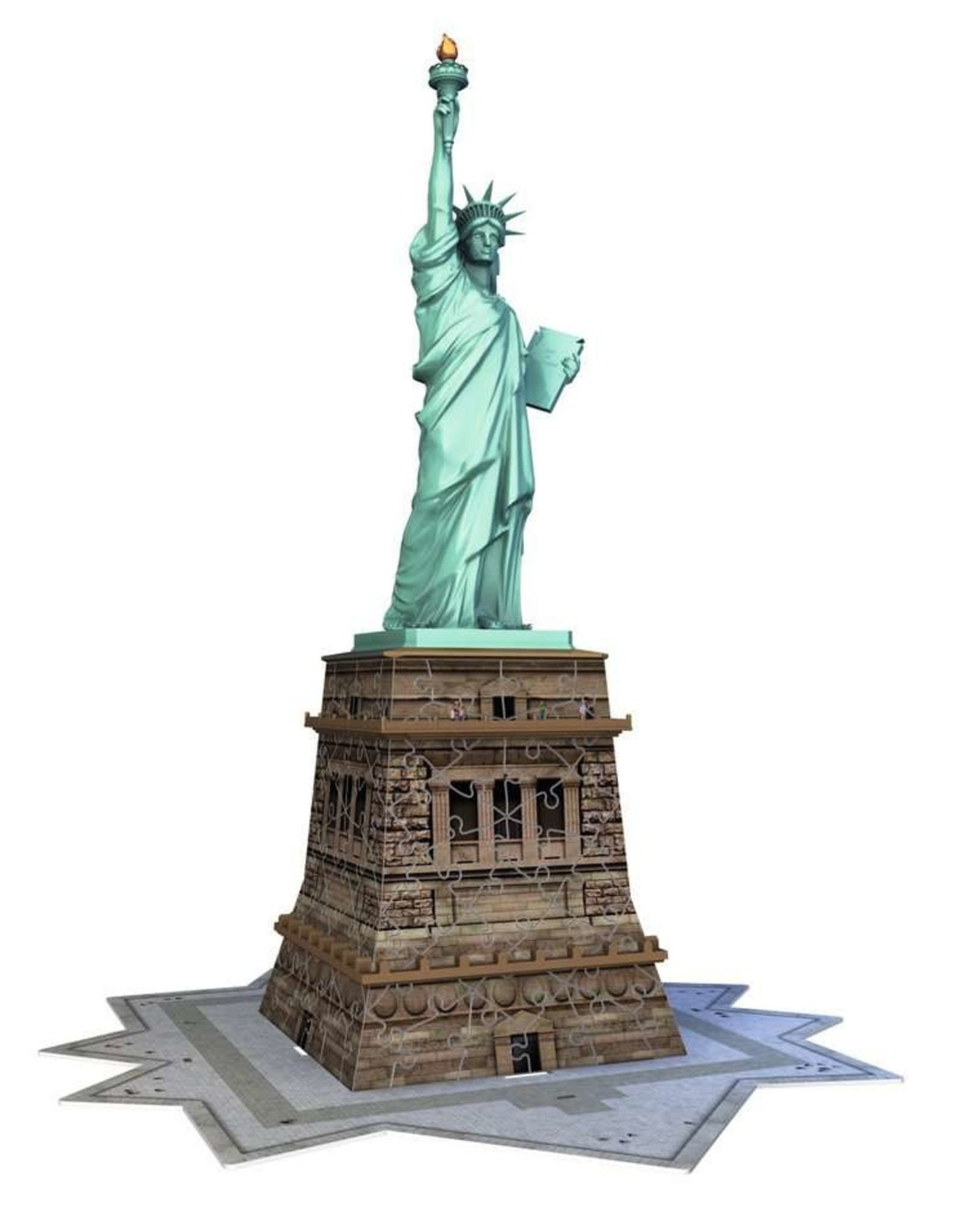 Ravensburger Puzzle: Statue of Liberty (108 pc)