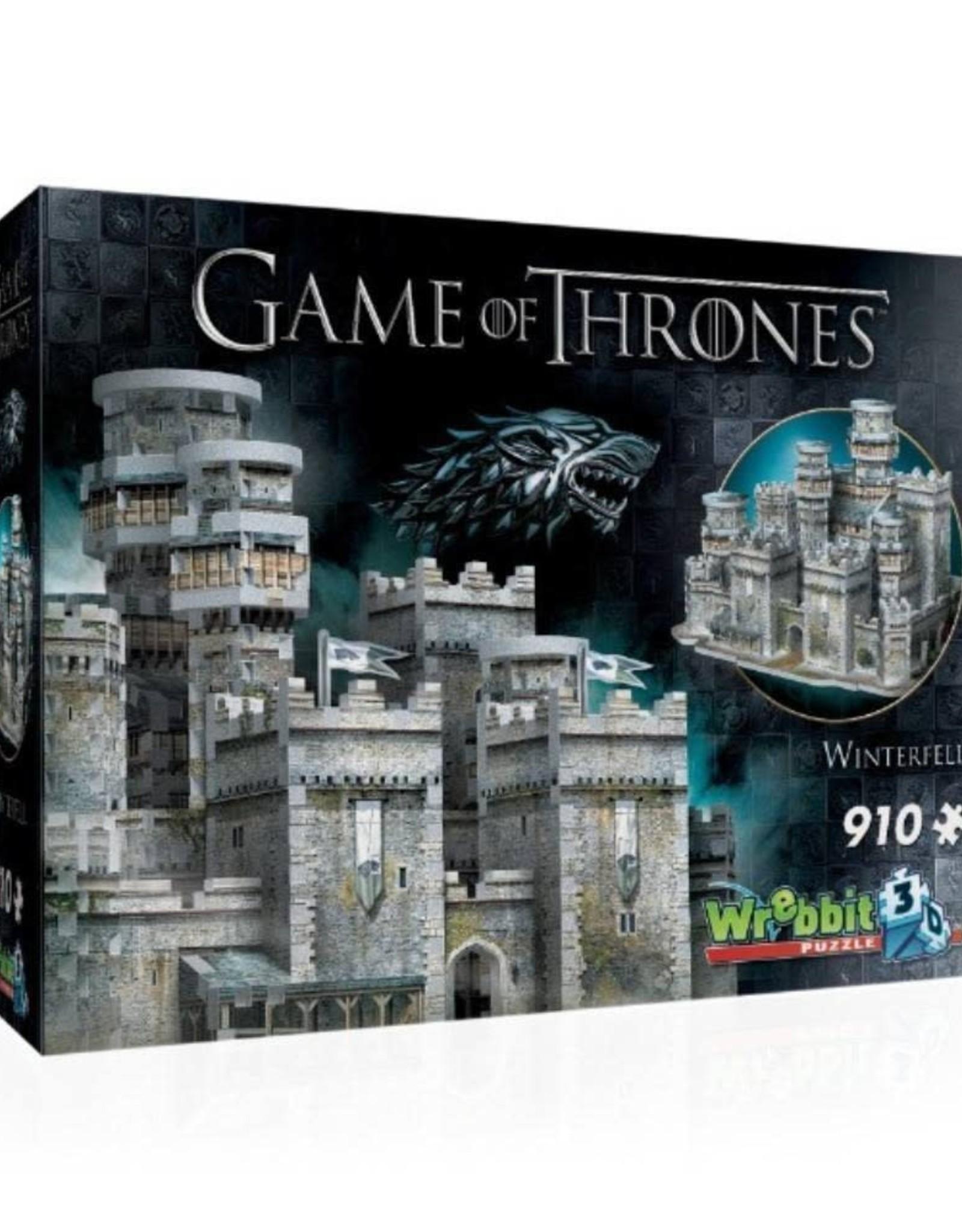 Wrebbit Puzzles Puzzles: Winterfell