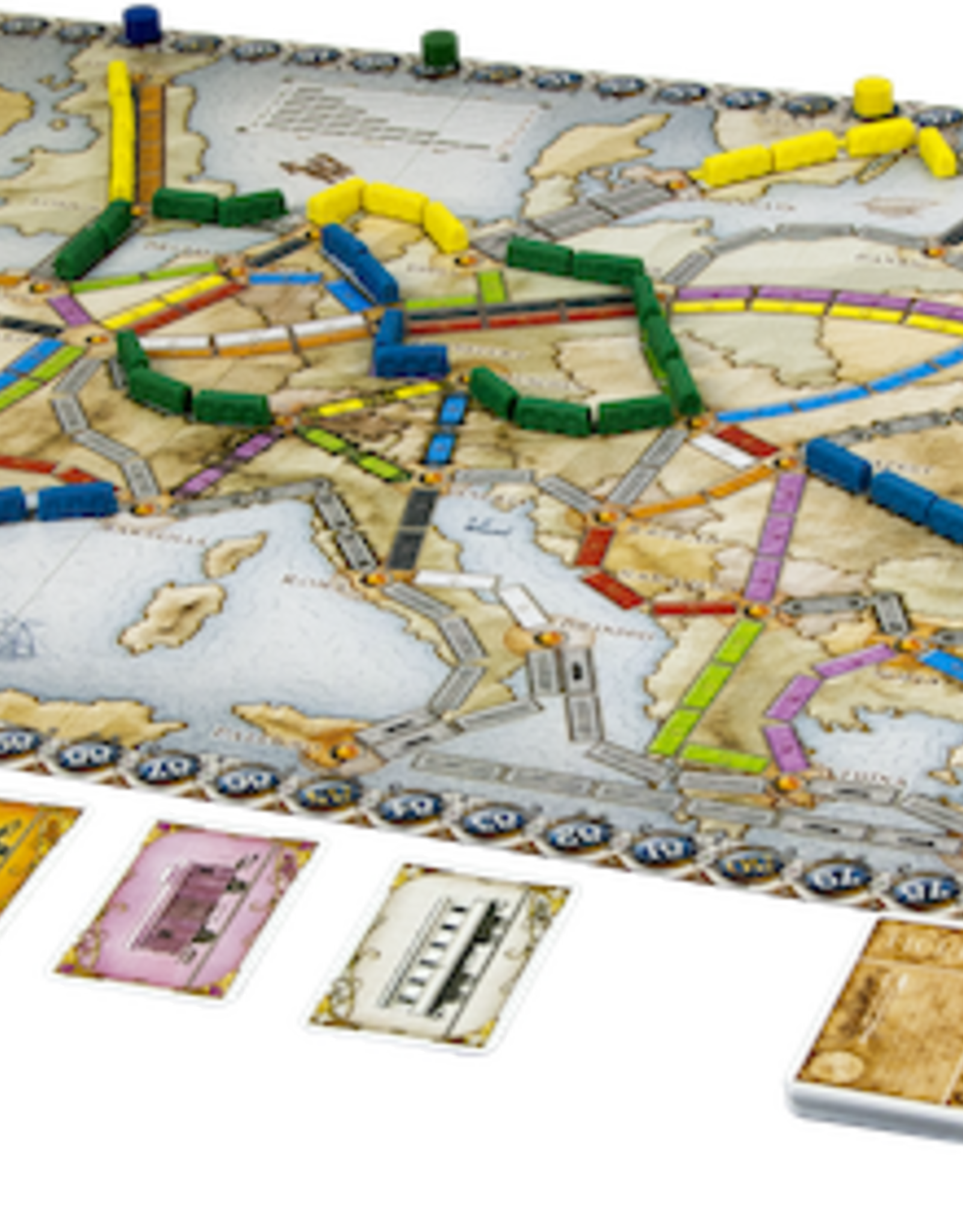 Days of Wonder Ticket to Ride: Europe
