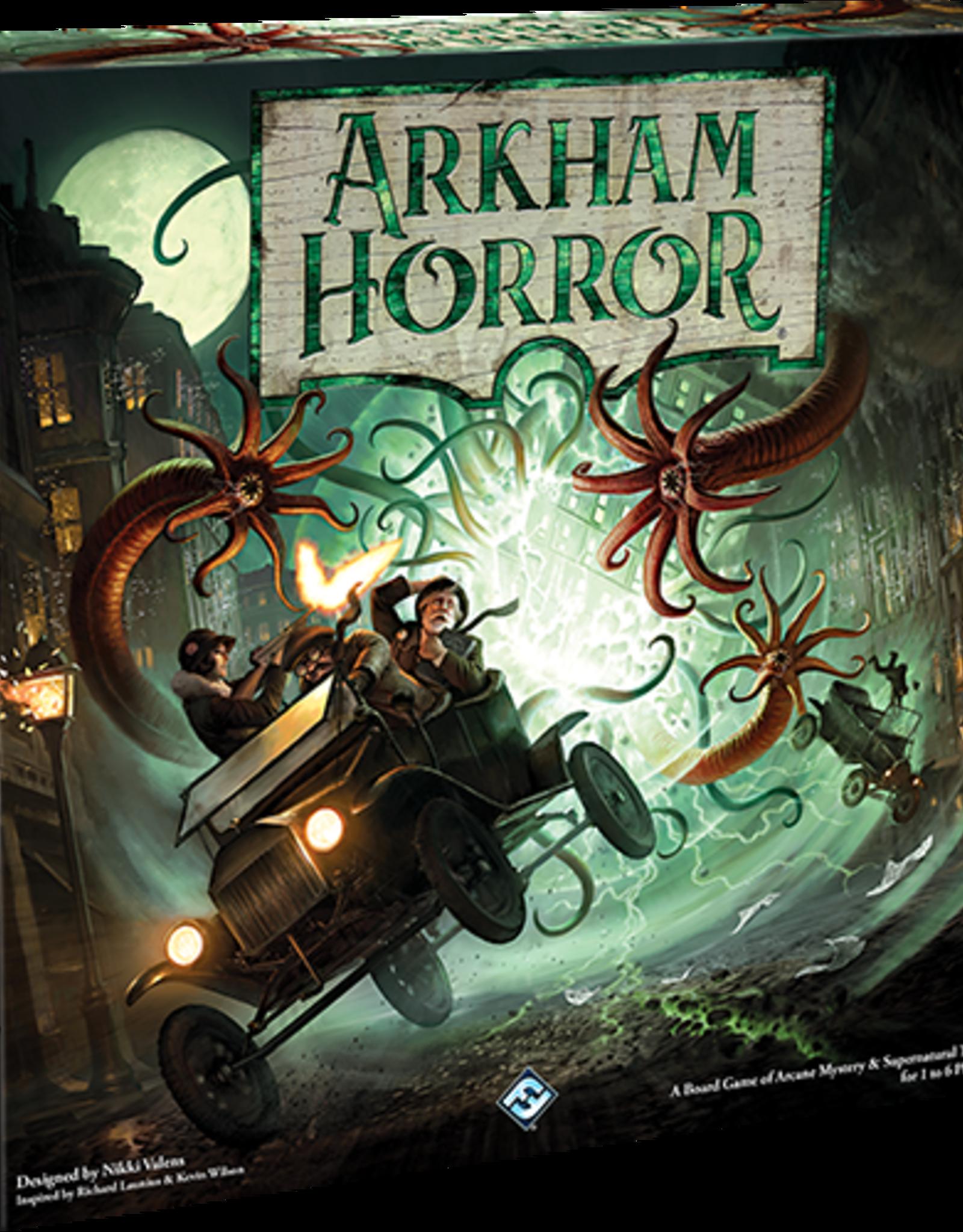 FFG Arkham Horror 3rd Edition