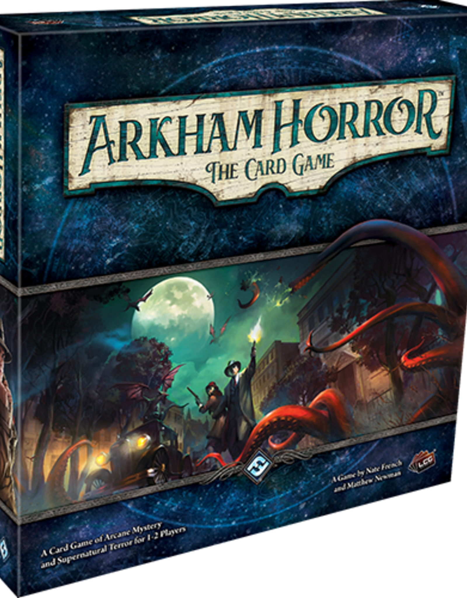 FFG Arkham Horror LCG: Base